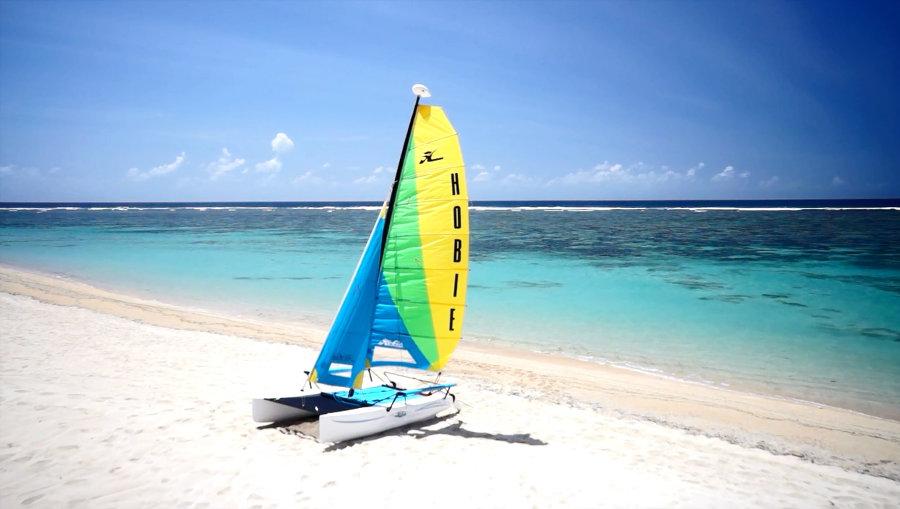 Samabe-Catamaran
