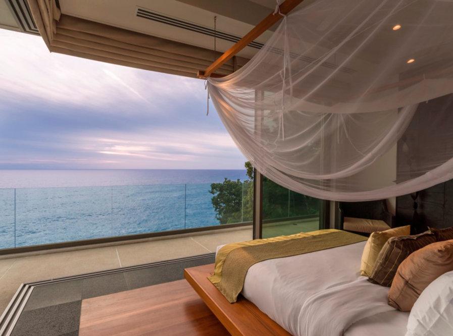 Villa-Baan-Paa-Taale-Phuket-Master-bedroom-outlook