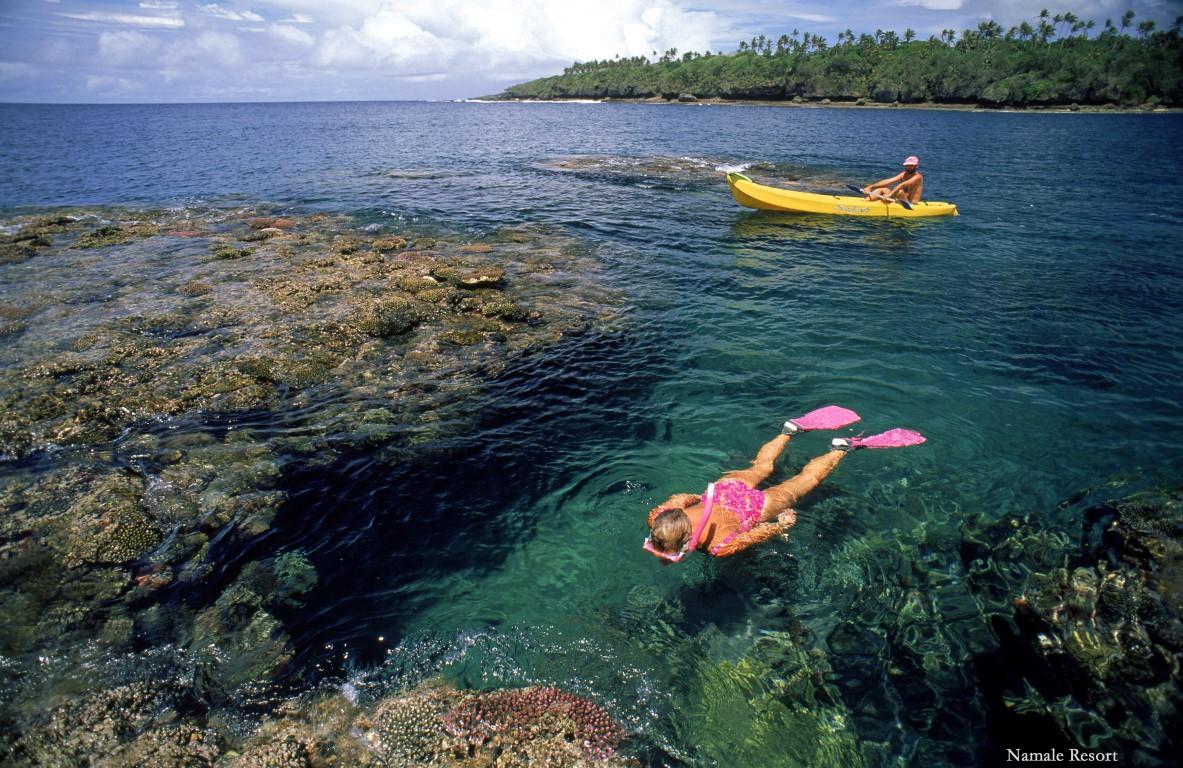 Namale-Snorkeling