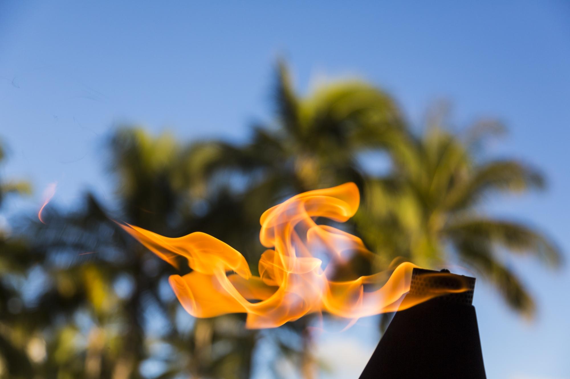 Hawaii-Tourism-Fire