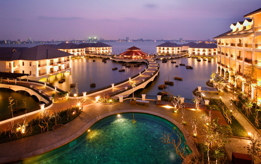 Intercontinental-Westlake-Hanoi