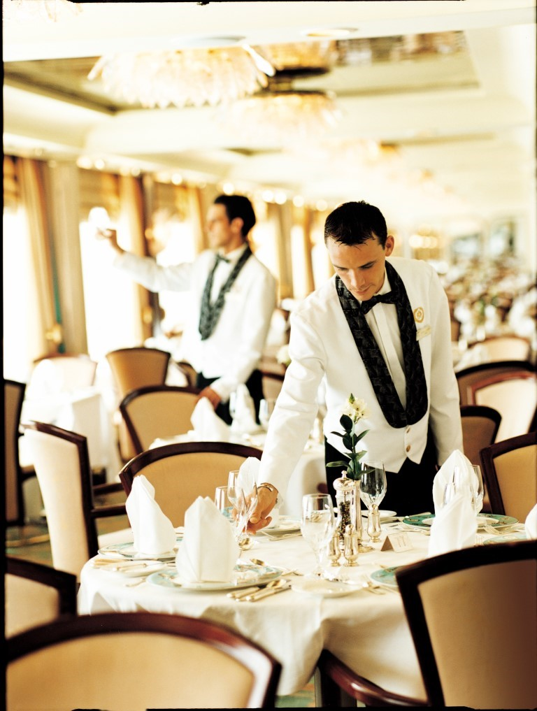 Crystal-waiters