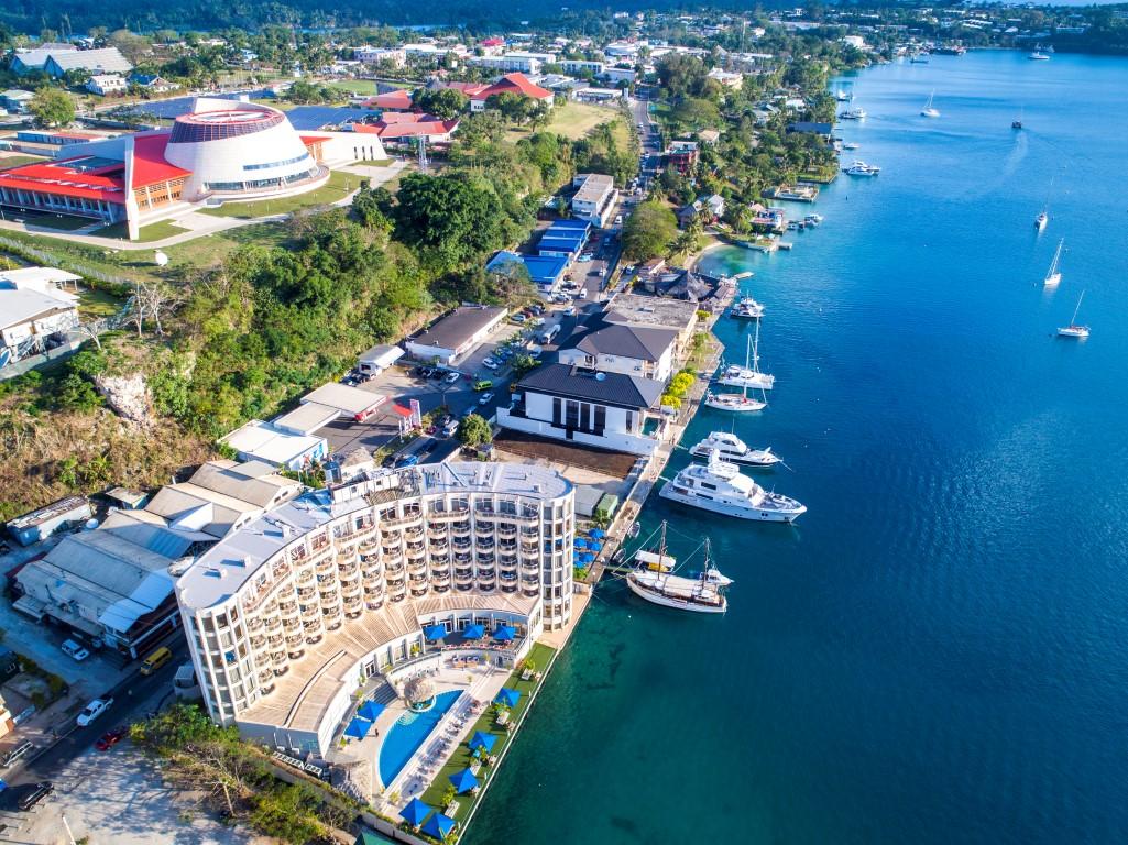 Vanuatu-Port