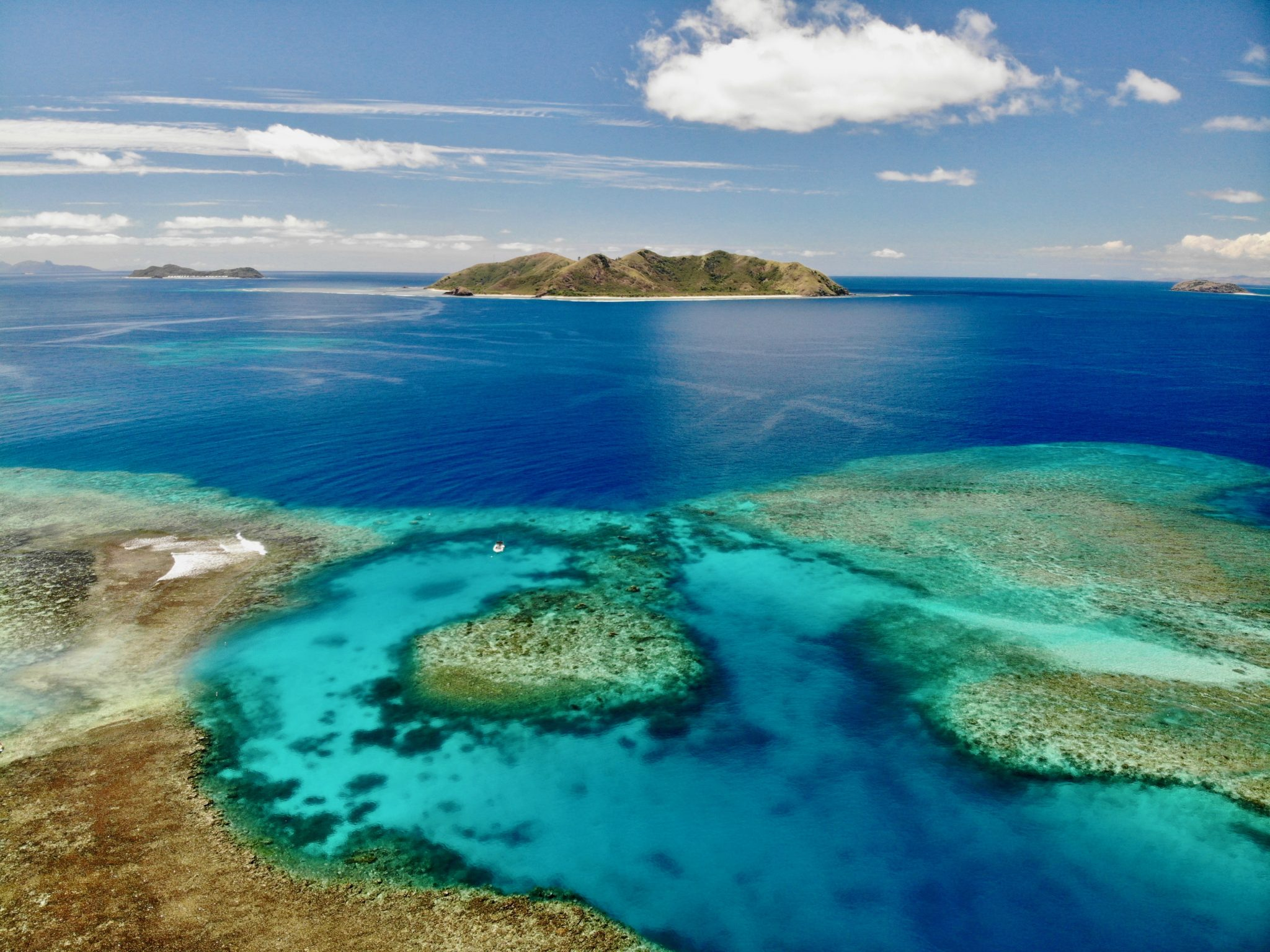 Matamanoa-Reef
