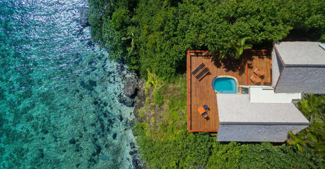 Royal-Davui-Island-Plunge-Villa-Aerial
