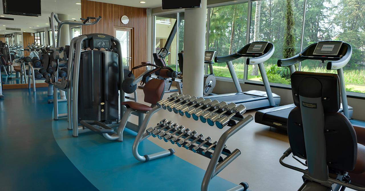 Angsana-Gym