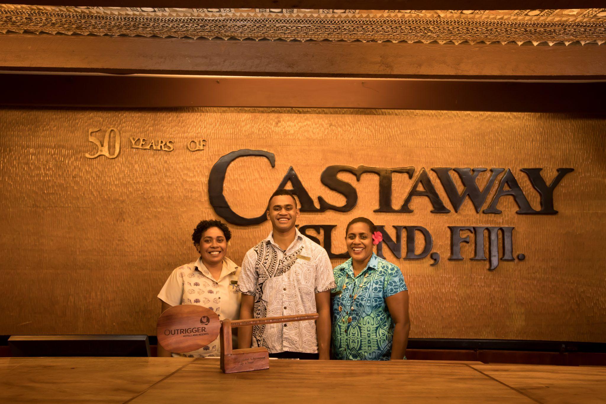 Castaway-Reception